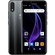 MyPhone Prime 4 Lite, fekete - Mobiltelefon