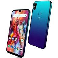 MyPhone Pocket Pro, kék - Mobiltelefon