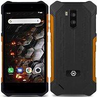 MyPhone Hammer Iron 3 3G narancssárga színű - Mobiltelefon