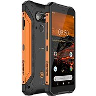 MyPhone Hammer Explorer narancssárga színű - Mobiltelefon