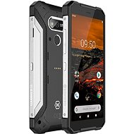 MyPhone Hammer Explorer ezüst színű - Mobiltelefon