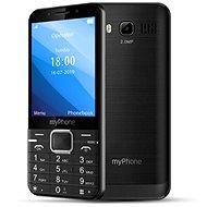 MyPhone Up fekete - Mobiltelefon