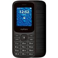 myPhone 2220 fekete - Mobiltelefon