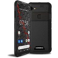 myPhone Hammer Blade 3 fekete - Mobiltelefon