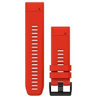 Garmin QuickFit 26 piros szilikon