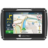 NAVITEL G550 Moto GPS Lifetime - GPS navigáció