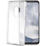 CELLY Gelskin a Samsung Galaxy S9 Plus-hoz, színtelen - Mobiltelefon hátlap