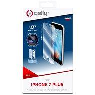 Celly GLASS iPhone 7 Plus-hoz - Képernyővédő