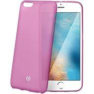 Celly FROST801PK rózsaszín - Mobiltelefon tok