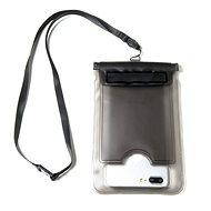 """CELLY Splash Bag 5.7"""" kijelzőjű készülékekhez, fekete"""