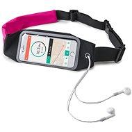CELLY RUNBDUO XXL rózsaszín - Mobiltelefon tok