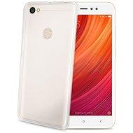 CELLY Gelskin Xiaomi Redmi Note 5A / 5A Prime / 5A Lite készülékhez, színtelen