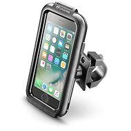 Interphone tok az Apple iPhone SE (2020) / 8/7/6 / 6S-hez, fekete fekete - Mobiltelefon tok