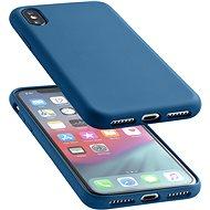 CellularLine SENSATION Apple iPhone XS Max készülékhez kék - Mobiltartó