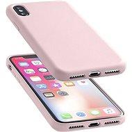CellularLine SENSATION Apple iPhone XS Max készülékhez rózsaszínű - Mobiltartó