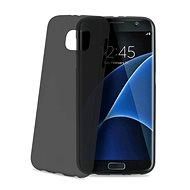 CELLY Frost Huawei P10 Lite 0,29 mm fekete - Mobiltelefon hátlap