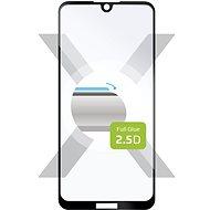 FIXED FullGlue-Cover Nokia 2.2 készülékhez, fekete - Képernyővédő
