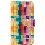 FIXED FIT tok Apple iPhone 11 készülékhez, Dice motívum - Mobiltelefon tok