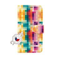 FIXED FIT - Samsung Galaxy Note10 készülékhez dobókockás mobiltelefon tok - Mobiltelefon tok