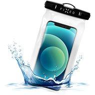 FIXED Float reteszelő rendszerrel és IPX8 tanúsítvánnyal, fekete - Mobiltelefon tok