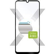 FIXED FullGlue-Cover Motorola E6 Plus készülékhez, fekete - Képernyővédő