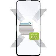 FIXED FullGlue-Cover Samsung Galaxy A51, fekete - Képernyővédő
