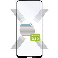 FIXED FullGlue-Cover - Nokia 3.4, fekete - Képernyővédő