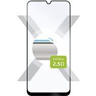 FIXED FullGlue-Cover Samsung Galaxy M21 készülékhez - fekete - Képernyővédő