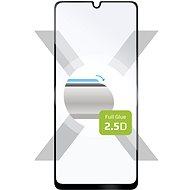 FIXED FullGlue-Cover Samsung Galaxy A32 készülékhez fekete - Képernyővédő
