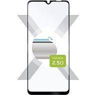 FIXED FullGlue-Cover - Samsung Galaxy M02  fekete