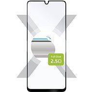 FIXED FullGlue-Cover Samsung Galaxy A22 készülékhez - fekete