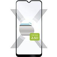 FIXED FullGlue-Cover Samsung Galaxy M01 készülékhez, fekete