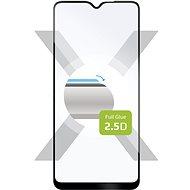 FIXED FullGlue-Cover - Samsung Galaxy  A20s fekete - Képernyővédő
