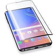 Cellularline Samsung Galaxy S10 készülékhez - Védőfólia