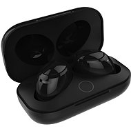 CELLY Tiwns Air fekete - Mikrofonos fej-/fülhallgató