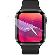 FIXED Invisible Protector Apple Watch 40mm/Watch 38mm számára, 2 db a csomagban, víztiszta - Védőfólia