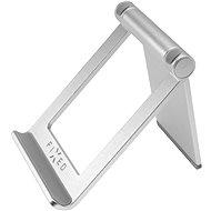 FIXED Frame Tab asztali mobiltelefonra és táblagépre, ezüst - Állvány