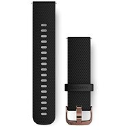 Garmin Quick Release (20 mm) Black - Rose Gold - Szíj