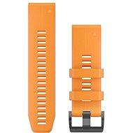 Garmin QuickFit 26 szilikon narancssárga - Szíj