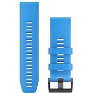 Garmin QuickFit 26 szilikonszíj - kék - Szíj