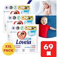 LOVELA Baby mosógél kapszula 3 × 23 db - Mosókapszula
