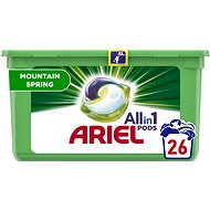 ARIEL Mountain Spring 26 db - Mosókapszula