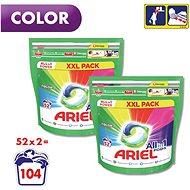 ARIEL Color 2 × 52 db - Mosókapszula