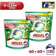 ARIEL Extra Clean 2× 60 db - Mosókapszula