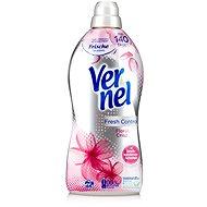 VERNEL Fresh Control - Floral Crisp 1,6 l (64 mosás) - Öblítő