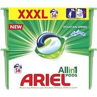 ARIEL Mountain Spring 3 az 1-ben 56 db - Mosókapszula