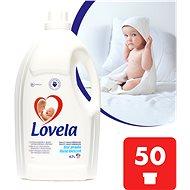 LOVELA Gel Bílá 4,7 l (50 praní) - Folyékony mosószer