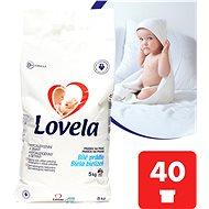 LOVELA Mosópor fehér 5 kg (40 mosás) - Mosószer