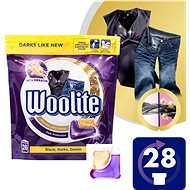 WOOLITE Black, Darks, Denim 28db - Mosókapszula