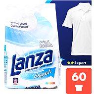 LANZA Expert White 4.5 kg  (60 mosás) - Mosószer